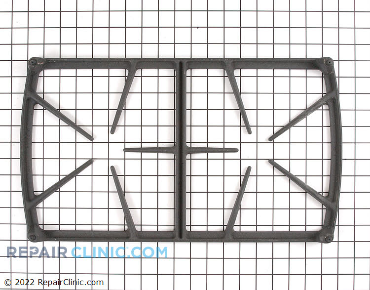 Burner Grate 82108BM Alternate Product View