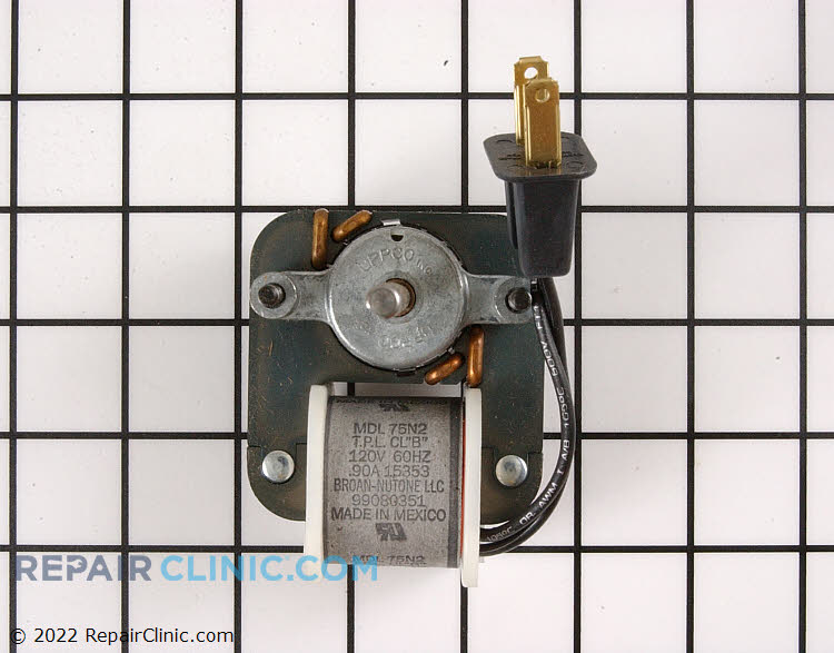 Fan Motor S97010254       Alternate Product View