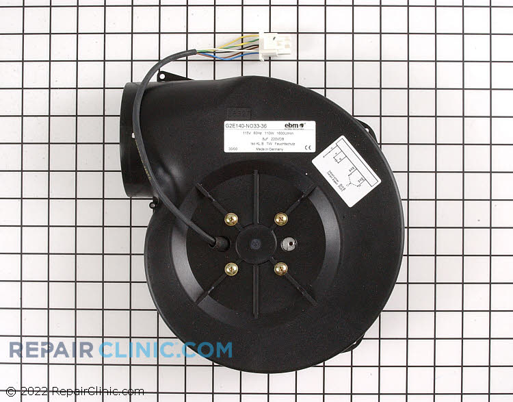 Blower Motor 141975 Alternate Product View