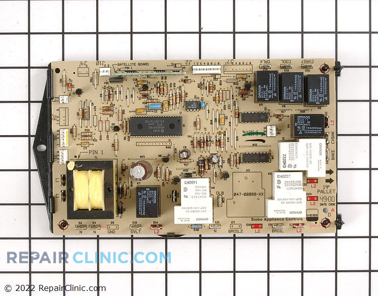Relay Board 12001693 Alternate Product View
