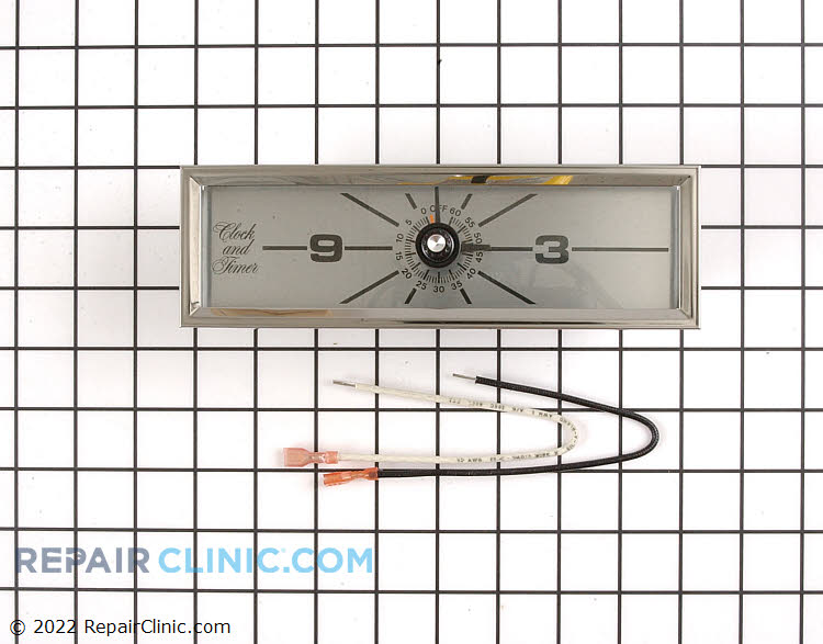 Mechanical Clock and Timer 7602P038-60K    Alternate Product View