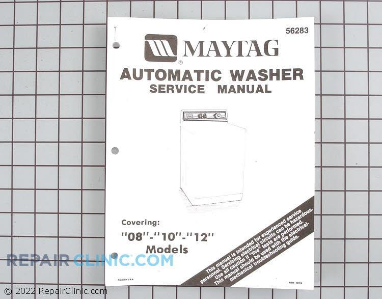 Repair Manual 16000401        Alternate Product View