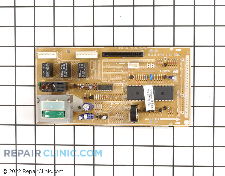 Main Control Board WB27X10601      Alternate Product View