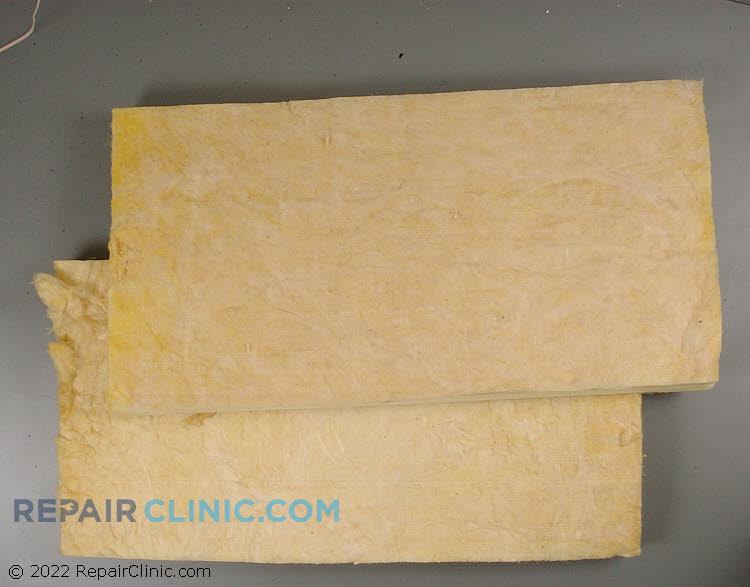 """Foam insulation (2 pieces, 3""""x 24""""x 48"""")"""