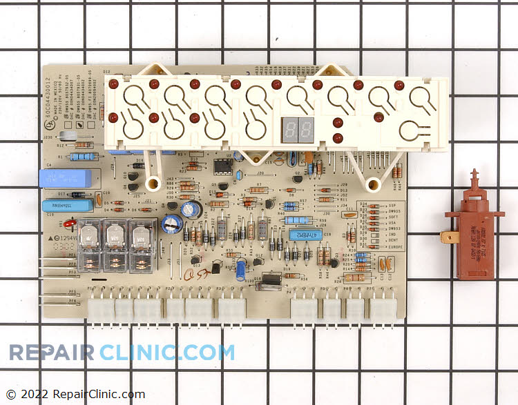 Main Control Board 8801201-R Alternate Product View
