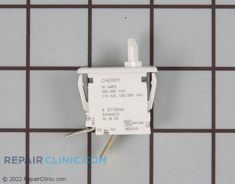 Door Switch WP33002239 Alternate Product View