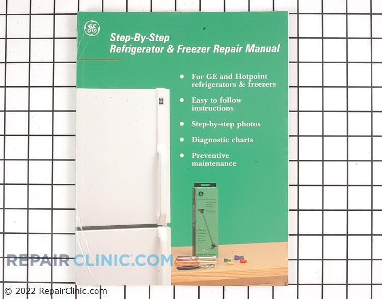 Ge refrigerator Repair Manual Wx10x110