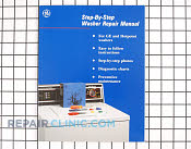 Repair Manual - Part # 2444 Mfg Part # WX10X114