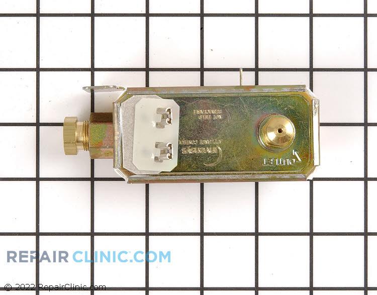 Oven safety valve, gas range, amperage range 3.3 - 3.6