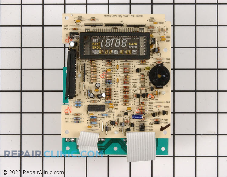 Oven Control Board WB12K5005       Alternate Product View