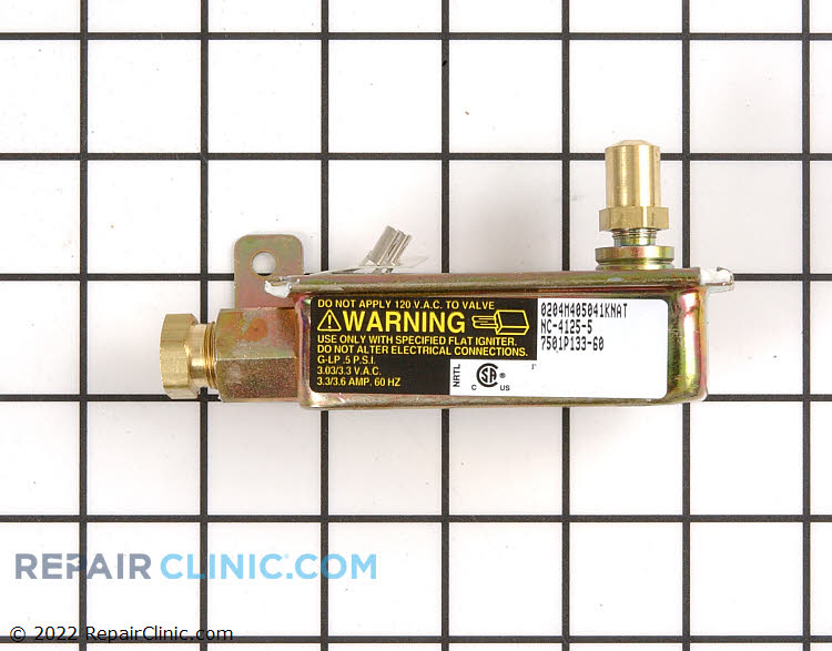 Safety Valve WP7501P133-60 Alternate Product View