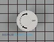 Control Knob - Part # 446893 Mfg Part # 216591500