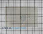 Inner Door Glass - Part # 500105 Mfg Part # 318041603