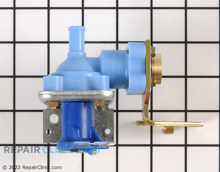 Dishwasher water inlet valve, Replaces several discontinued GE water valves made since 1974.