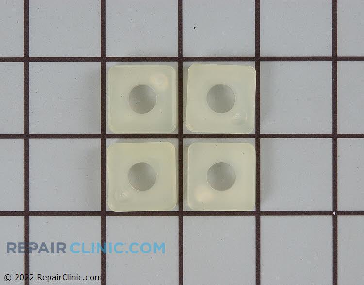 Washing machine motor slide-plate repair kit