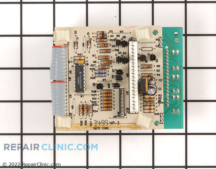 Oven Control Board 62259 Alternate Product View