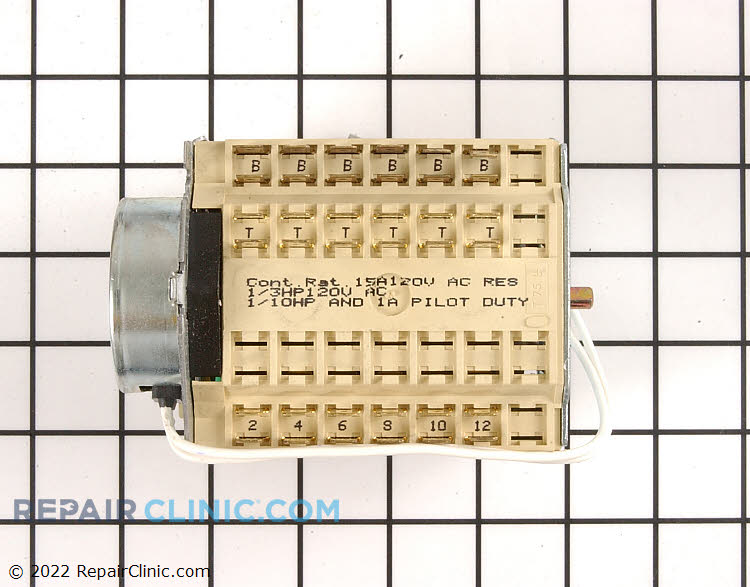 Circuit Board & Timer 116102529 Alternate Product View