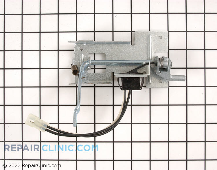 Dishwasher door latch & switch assembly