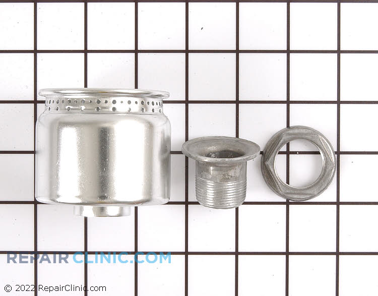 Surface Burner W10125641       Alternate Product View