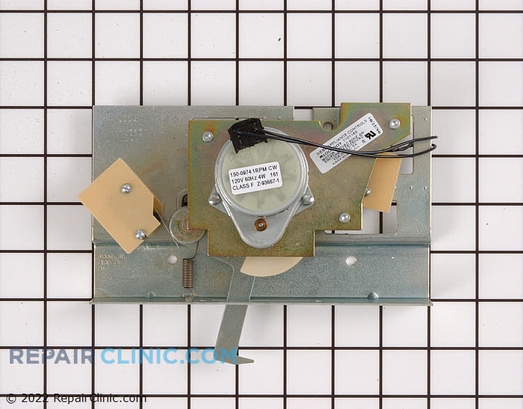 Door Lock Motor and Switch Assembly 12001107 Alternate Product View