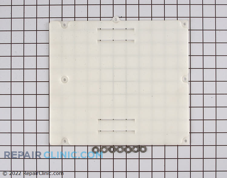 Waveguide Cover WB56X5817 Alternate Product View