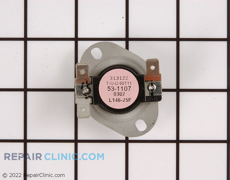 Cycling thermostat, L146-25, 2 wire with extra terminal