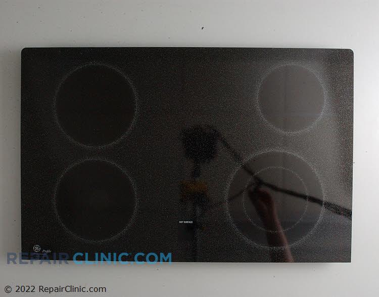 Range Stove Oven Glass Main Top, Ge Glass Top Range Burner Replacement