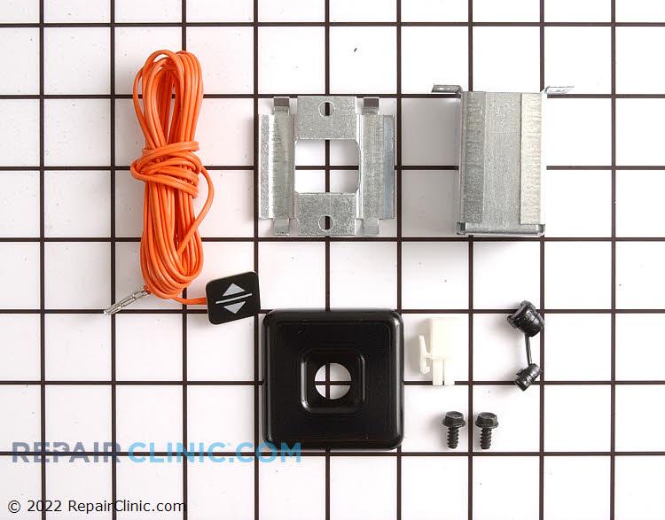 Remote trim kit blk
