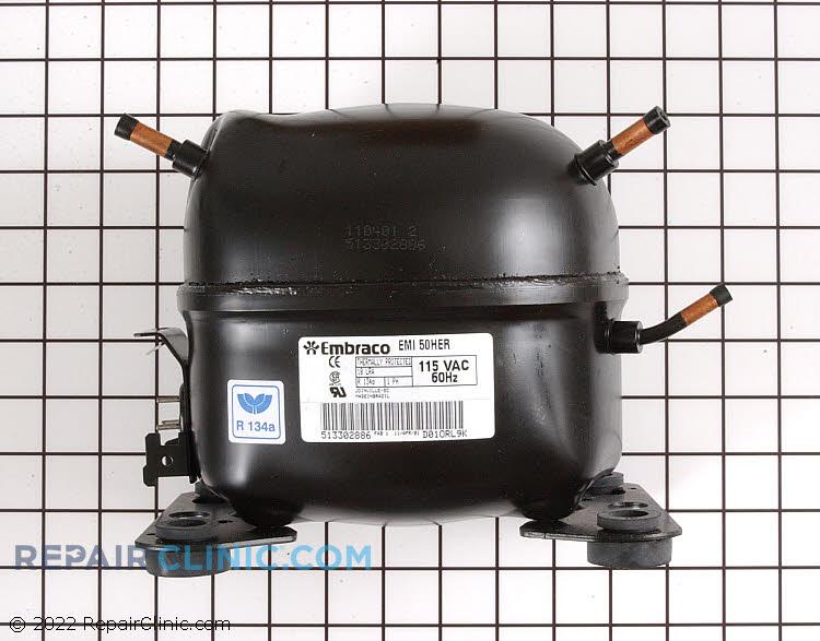 Compressor 80-54376-00 Alternate Product View