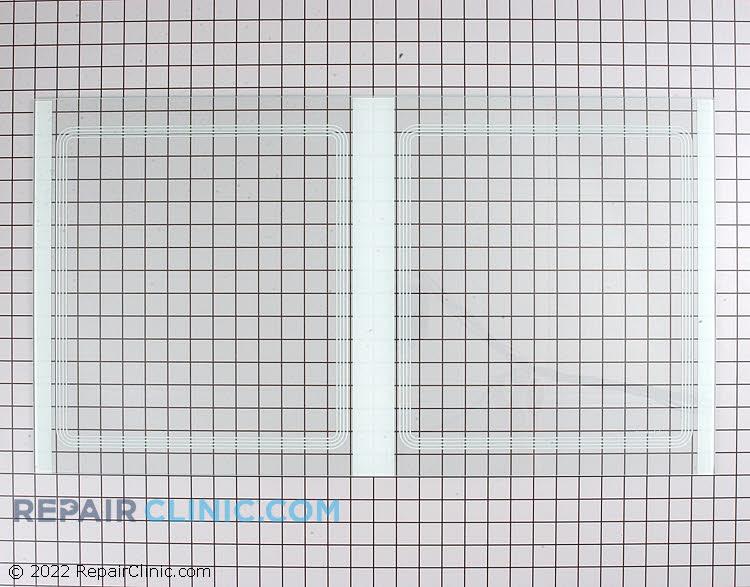 Glass Shelf WR32X1491       Alternate Product View