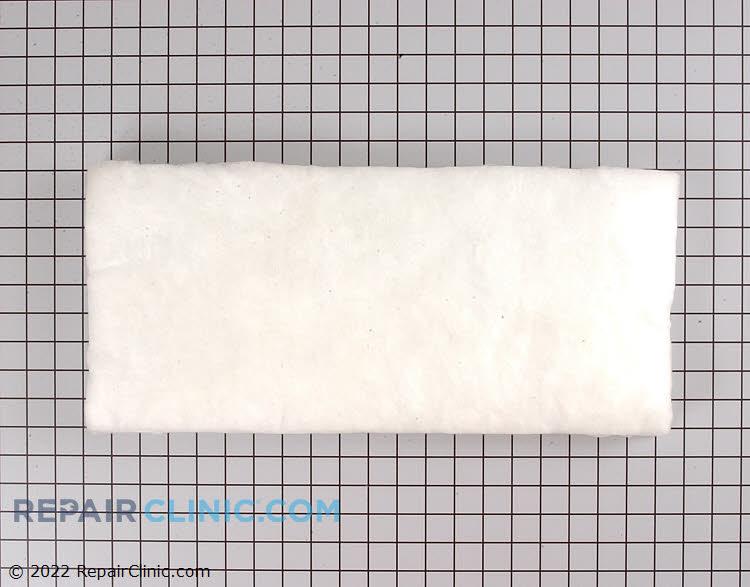 Broiler drawer insulation