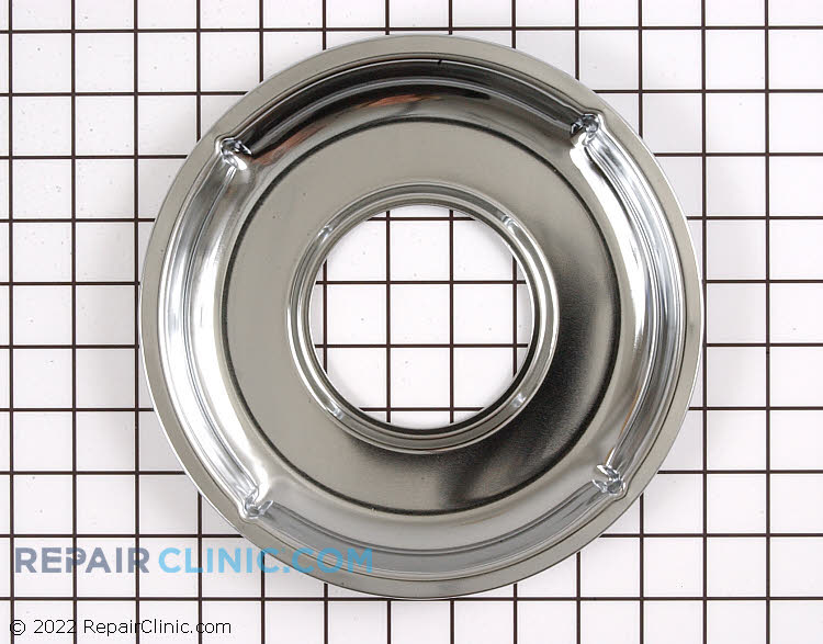 Burner Drip Pan WB31K5037 Alternate Product View