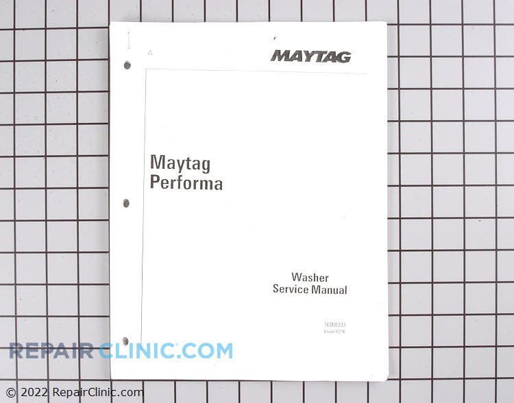 Manuals, Care Guides & Literature 16023083 Alternate Product View