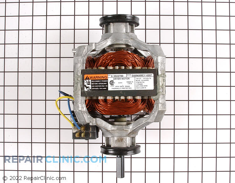 Drive Motor Y302278         Alternate Product View