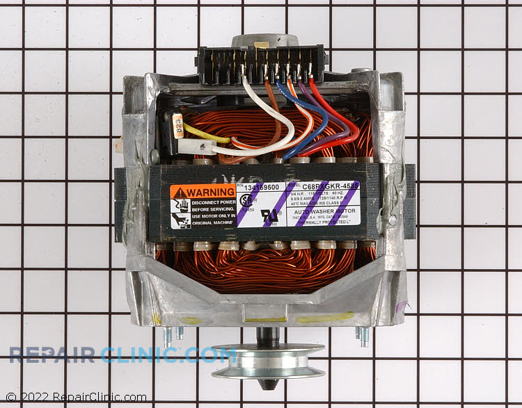 Drive Motor 134159500       Alternate Product View