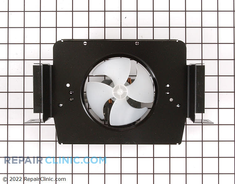 Evaporator fan motor wp12013211q for Evaporator fan motor troubleshooting
