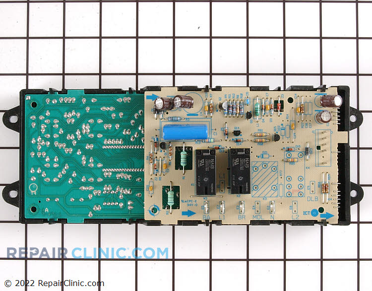 Oven Control Board WP12001628 Alternate Product View