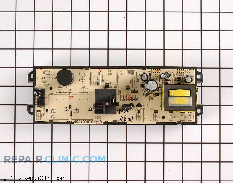 Oven Control Board WB27T10327      Alternate Product View