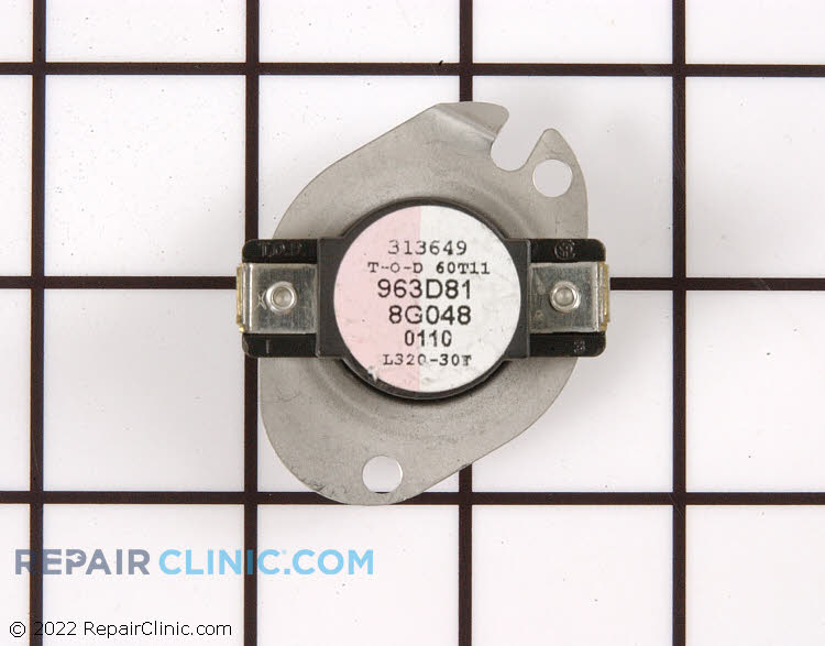 High Limit Thermostat WE4X820         Alternate Product View
