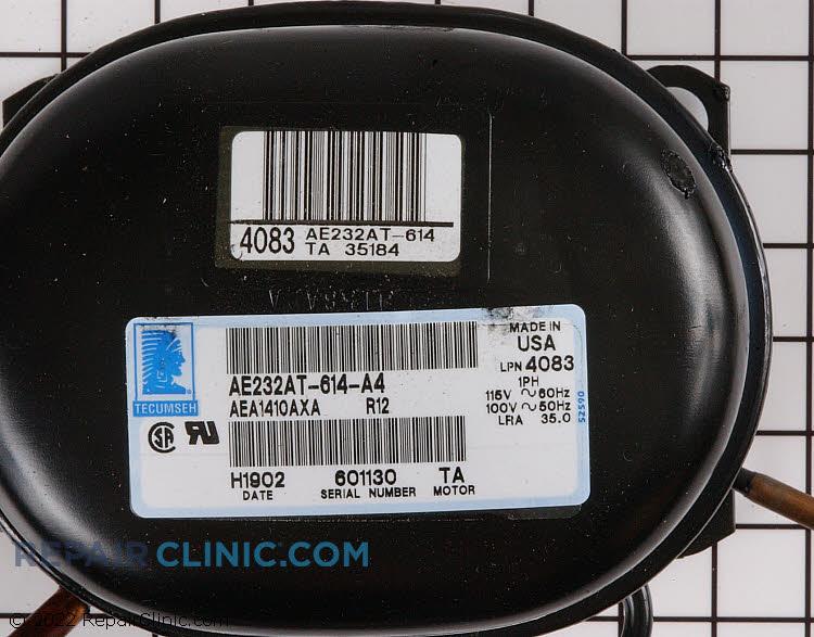 Compressor C3667101H       Alternate Product View