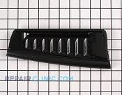 Dispenser Tray WP2207007B 00832862 kitchenaid refrigerator dispenser parts fast shipping  at crackthecode.co