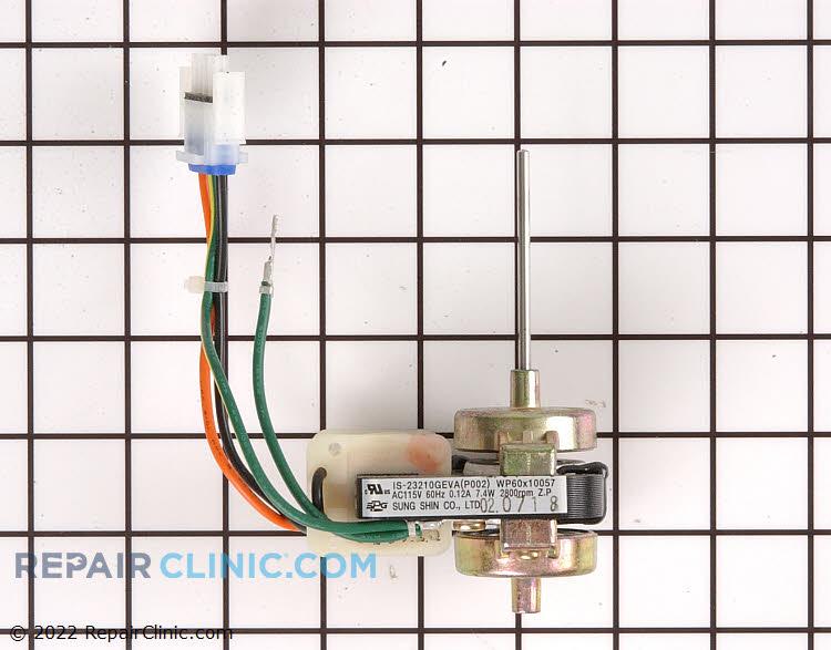 Evaporator Fan Motor WR60X10172 Alternate Product View