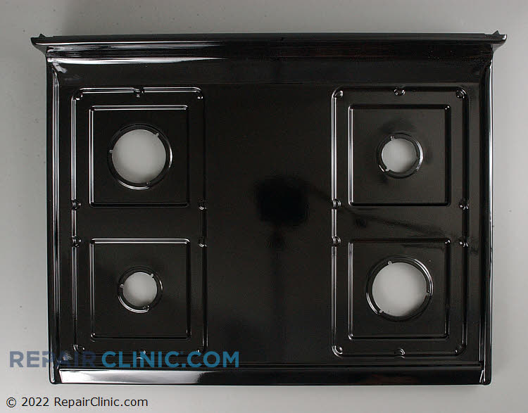 Metal Cooktop 5303307708 Alternate Product View