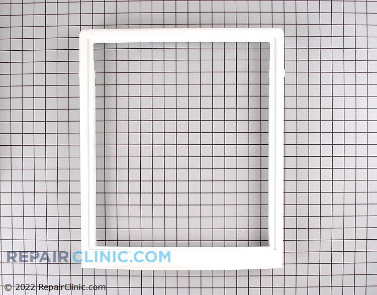 Shelf Frame without Glass 240350702 | RepairClinic.com
