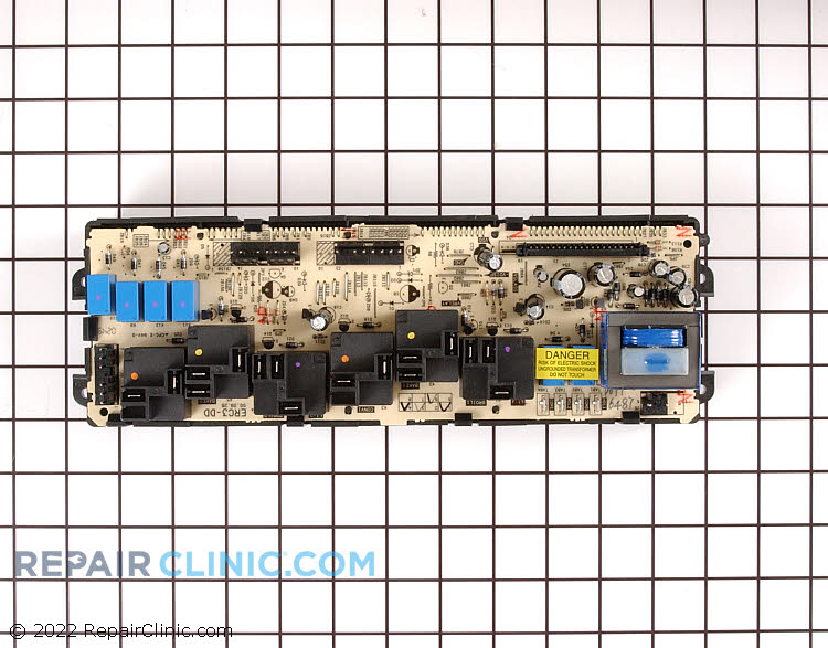 Oven Control Board WB27T10287 Alternate Product View