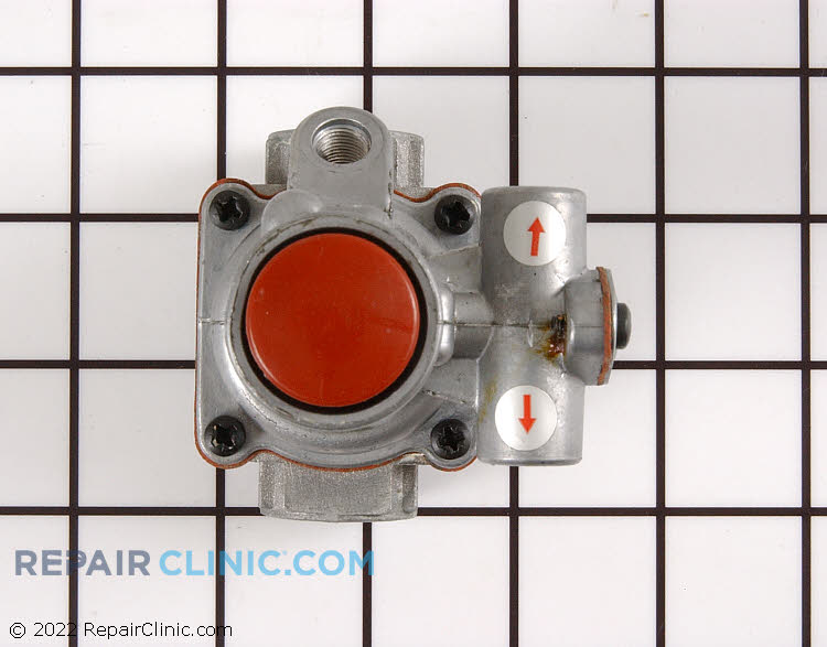Surface Burner Valve CK1415703 Alternate Product View