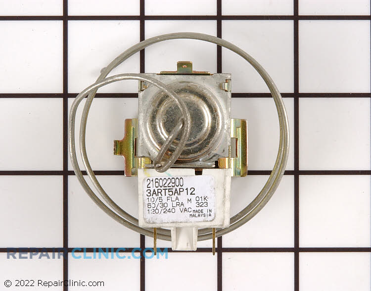 Temperature Control Thermostat 216022900 Alternate Product View