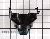 Dispenser Funnel Guide - Part # 1196649 Mfg Part # 241681903
