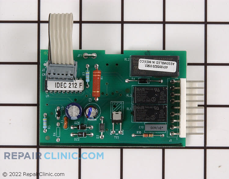 Dispenser Control Board WP61005274 Alternate Product View