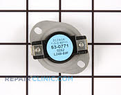 High Limit Thermostat - Part # 1422 Mfg Part # WP53-0771